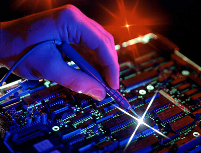 electronic pcb assembly testing in circuit test or flying probe?