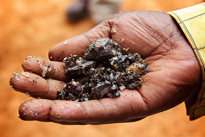 At war with your supply chain over the Conflict Mineral Legislation