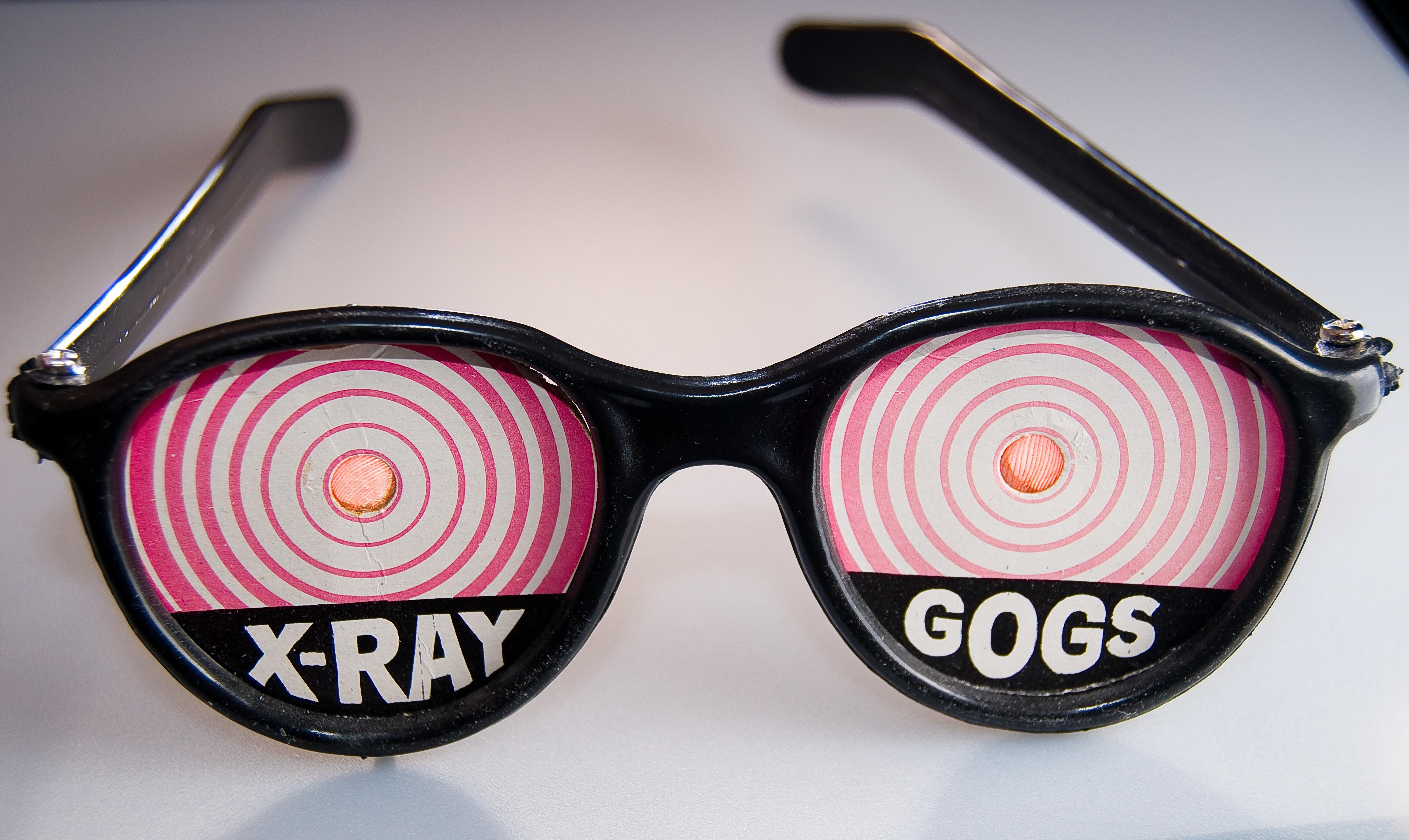 xray googles