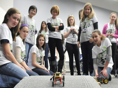 Will Studio Schools produce the next electronics manufacturers?