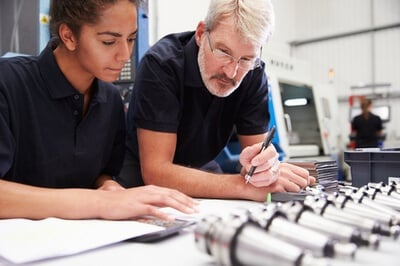 Can the apprenticeship levy address the UK manufacturing skills gap?