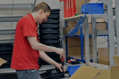 Launching your manufacturing career via an apprenticeship scheme