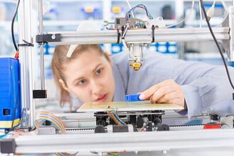 How engineering placements can address the UK manufacturing skills gap