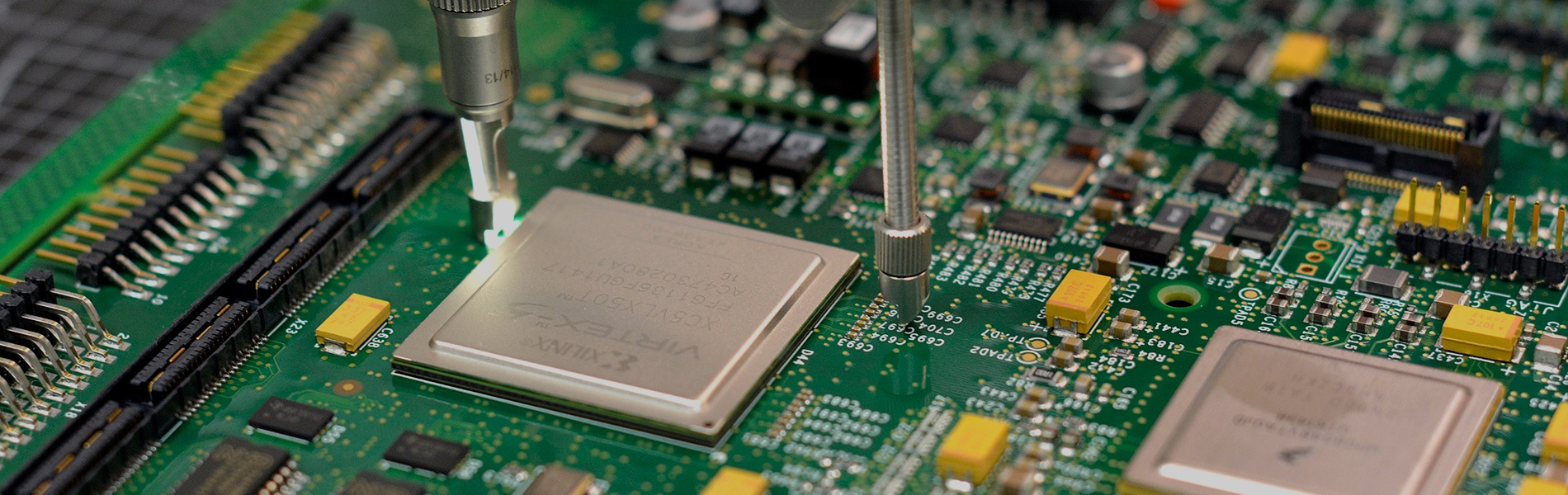 Electronics and Semiconductor Devices (Soldered)